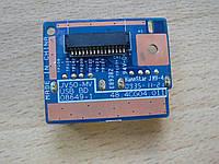 USB ЮСБ боковое 48.4CG04.011 на ноутбук Acer Aspire 5536g асер  б/у б у бу