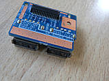 USB ЮСБ боковое 48.4CG04.011 на ноутбук Acer Aspire 5536g асер  б/у б у бу, фото 2