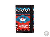 Тканевый кошелёк (портмоне) Urban Planet - Classic Native NAVY (разные цвета)
