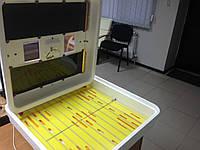 Инкубатор бытовой Рябушка 150 Смарт Плюс теновый, цифр. терморегулятор под все виды птицы