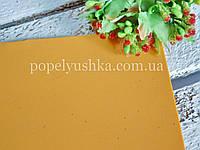 Фоам 1 мм 20*30 см на клейовій основі оранжевий