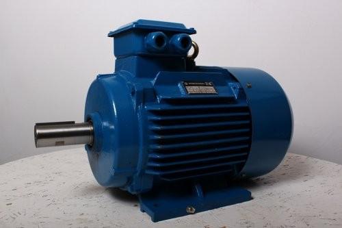 Электродвигатель 15 кВт 1000 об. Асинхронный Трехфазный АИР160М6.