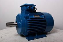Электродвигатель 22 кВт 3000 об. Асинхронный Трехфазный АИР180S2.