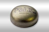 Заглушка нержавеющая эллиптическая 88,9х2 мм AISI 304