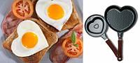 Сковородка Сердце большая, фото 1