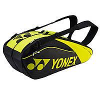 Сумка-чехол Yonex BAG 9626EX Pro Black Lime