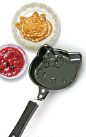 Сковородка КИТТИ  с ушками, фото 1