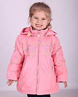 Куртка демисезонная для девочки 80, 86, 92, 98, 104