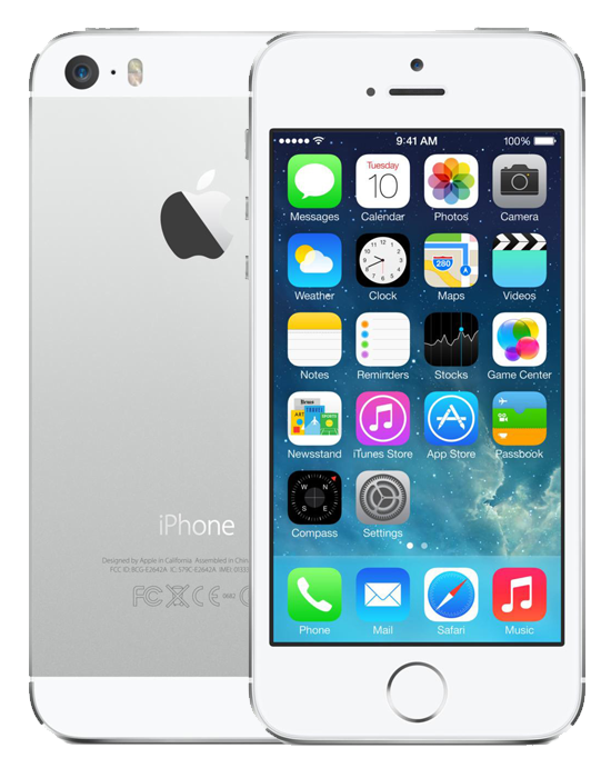 Apple iPhone 5s 32 Gb Silver (ref)