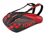Сумка-чехол Yonex BAG 9626EX Pro Black\Red