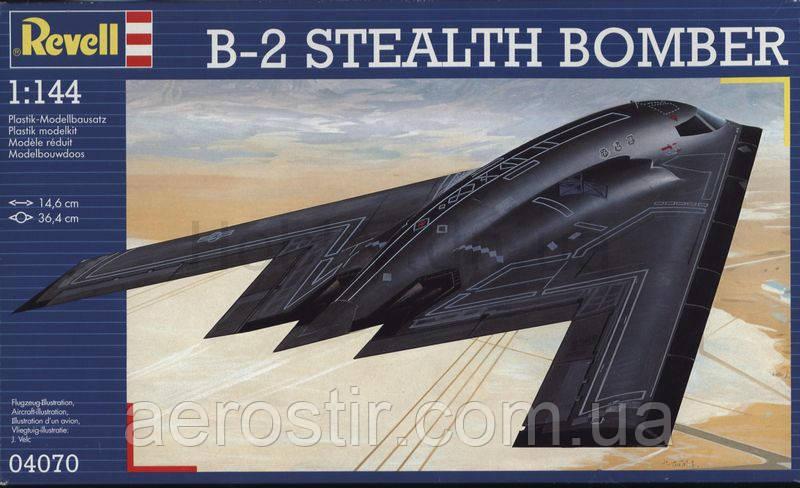 B-2 Stealth Bomber 1/144 REVELL 04070