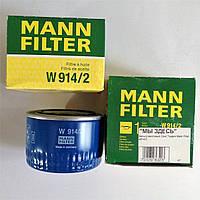 Фильтр масляный Сенс Таврия MANN Filter W914/2