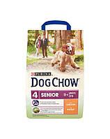 PURINA Dog chow senior с курицей 14 kg