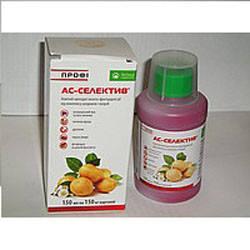 Протравитель инсекто-фунгицидный АС-СЕЛЕКТИВ ПРОФИ (150 мл) — защита  картофеля и рассады, фото 2