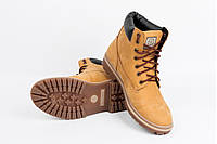 Мужские зимние желтые ботинки Shamrock - Rhino, Yellow