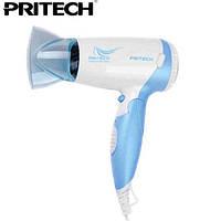 Фен для волос в путешествии Pritech TC-1370