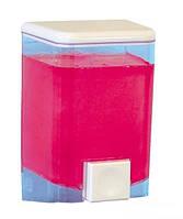 Дозатор жидкого мыла бытовой наливной 500 мл. Econom