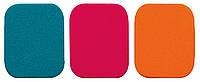 Аппликатор подушка для макияжа 3 шт TITANIA 2932