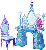 Игровой набор Hasbro Frozen Холодное сердце Туалетный столик Эльзы  (B5175)