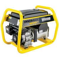 Бензиновый генератор Briggs and Stratton Pro Max 6000EA