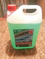 Омыватель стекла зимний RONDEX 5,0л (-20С) без запаха
