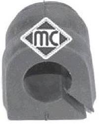 Втулка переднього стабілізатора d=26mm на Renault Master II 98->2010 — Metalcaucho (Іспанія) - MC04404