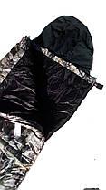 """Спальный мешок - одеяло  """"Турист"""", фото 3"""