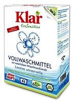 Klar (Клар) Универсальный порошок для стирки с экстрактом мыльного ореха 2.475 кг