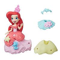 Игровой набор Hasbro Disney Princess Ариэль и модные аксессуары (B5327-B5328)