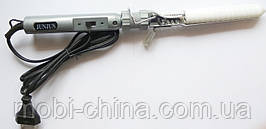 Плойка для волос Junjun с поворотным нагревателем, фото 3