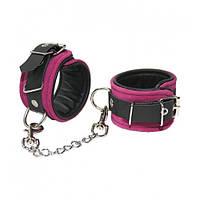 Кожаные наручники Spade