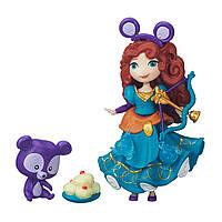 Маленькая кукла Hasbro Принцессы Диснея Мерида и ее друг (B5331-B5332)