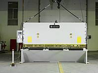 Гидравлические гильотинные ножницы DENER NC 6 мм 3120 мм
