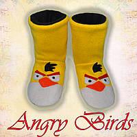 Домашние тапочки angry birds, фото 1