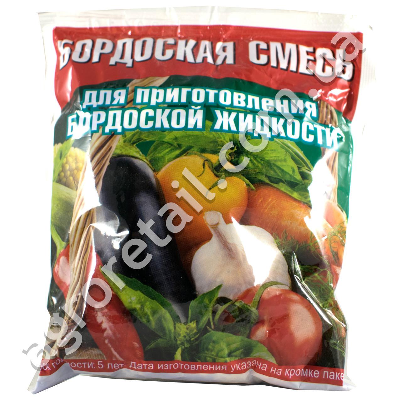 Волшебная грядка Бордосская смесь 1% 200 г - Agroretail.com.ua в Днепропетровской области