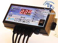 Регулятор температуры твердотопливного котла Nowosolar PK-22 (Польша)