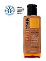 """Антивозрастное масло для тела с Брахми, Ним и увлажняющим кунжутным маслом от ТМ"""" Soultree"""" ,200 мл"""