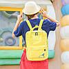 Сумка-рюкзак молодежная с принтом мороженого, фото 10