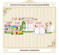 Стенды для начальной школы комплект код S45027, фото 1