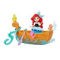 Игровой набор Hasbro Принцессы Диснея Лодка Ариэль (B5338-B5339)