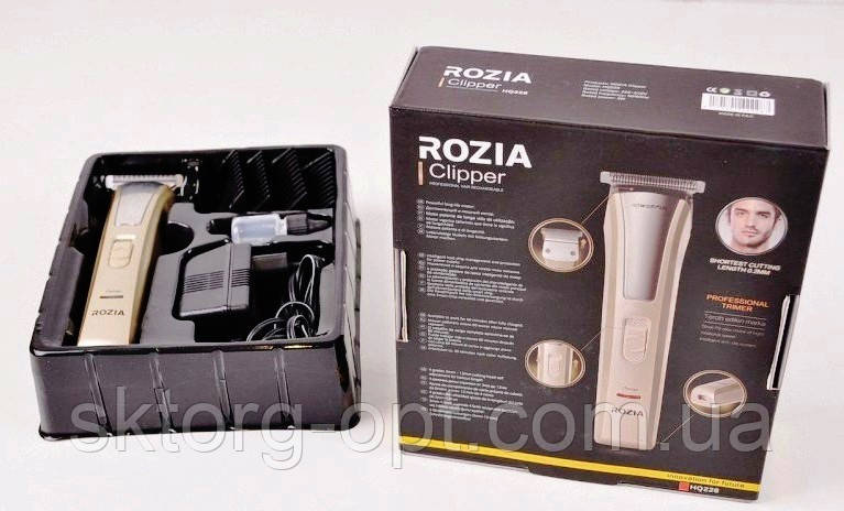 Машинка Триммер ROZIA HQ228 для стрижки бороды