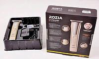 Машинка Триммер ROZIA HQ228 для стрижки бороды  , фото 1