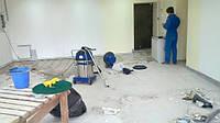 Послестроительная уборка объектов коммерческой недвижимости
