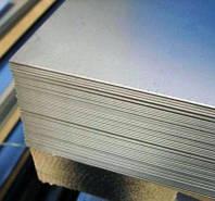 Лист нержавеющий AISI 430 1,0 мм 4N+PVC листы н/ж стали, нержавейка, технический