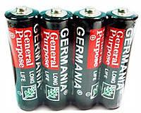 """Батарейка """"Germania"""" R6 AA"""
