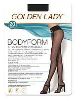 Колготки Golden Lady BODYFORM 20 с моделирующими трусиками, фото 1