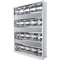 LED светильник 600х600 LEDEX Встраиваемый с отражателем 24W 6000K (АРМСТРОНГ)