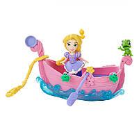 Игровой набор Hasbro Принцессы Диснея Лодка Рапунцель (B5338-B5340)