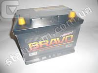 """АКБ 60Ah EN480А 0(R+) L2 (242x175x190) """"BRAVO 60 Евро"""" (пр-во АКОМ,Россия) 24мес"""