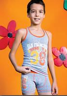 Комплект для мальчика майка и шорты 3-10 лет, SF, Berrak